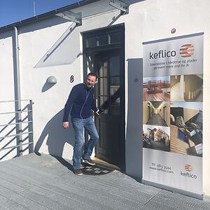 Keflico kontor Køge Sjælland