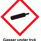 gasser under tryk