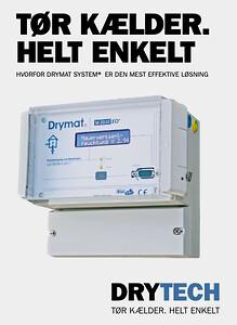 Drytechs elektroosmose løsning imod fugt i kælderen