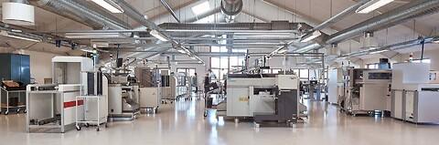 Elektronik montering med høj kvalitet og fleksibilitet...