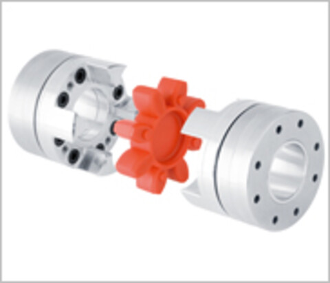 Rotex® GS Clamping ring hubs light fra KTR Systems Norge AS