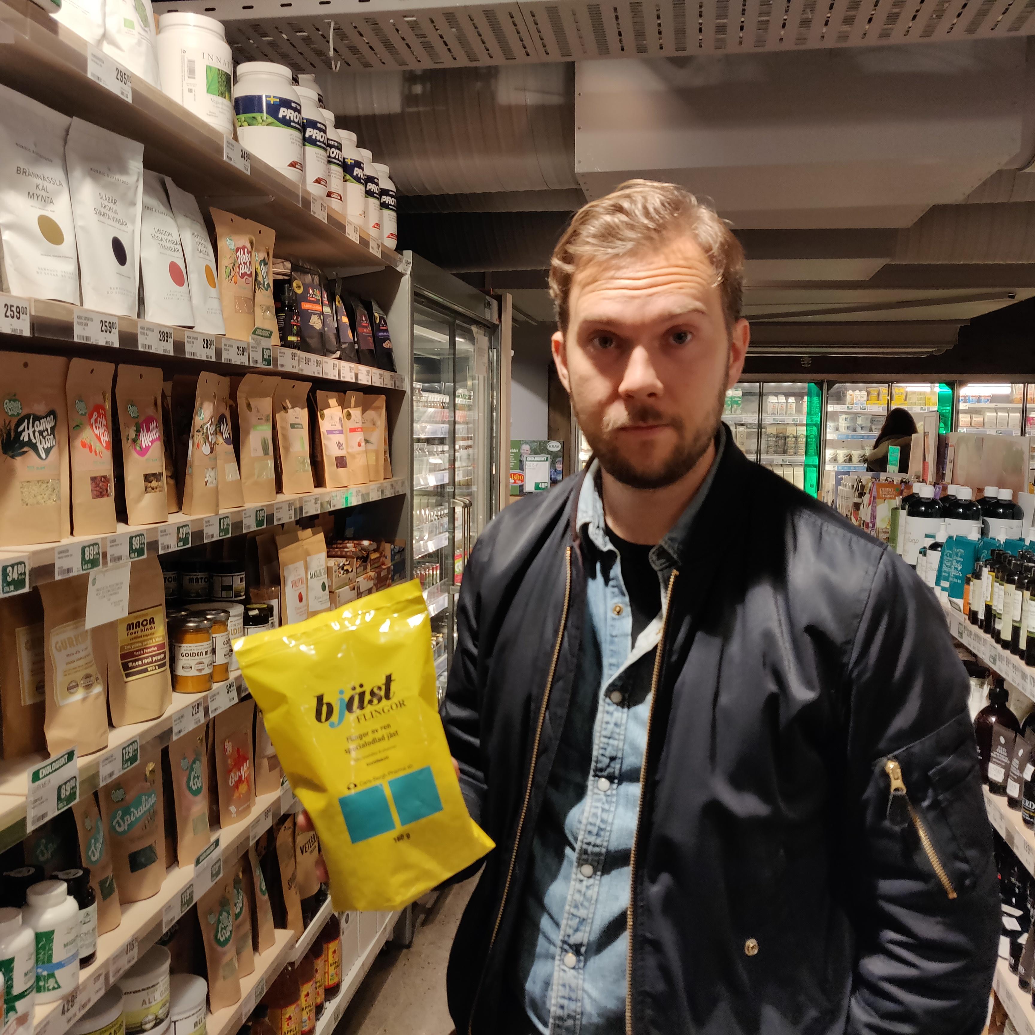 vegan affär stockholm