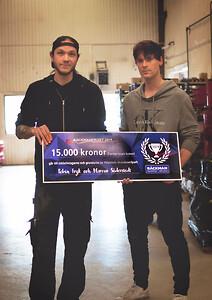 Bäckmanpriset 2019 Filipstad Skateboardpark