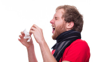 Smittespredning, influenzasæson, luftfugtighed