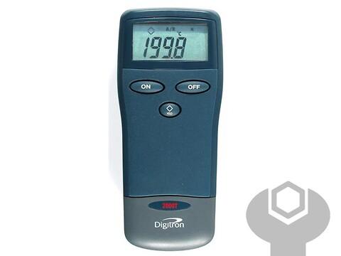 Digital termometer digitron 2000T type k elma