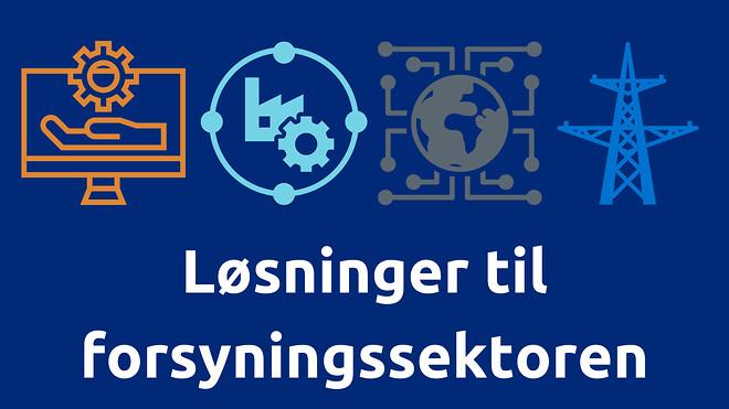 digitale løsninger til forsyningssektoren