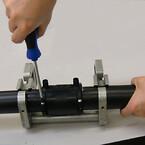 Holdeværktøj sikrer en stresfri installation.