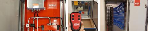 Pneumatiske systemer og - kundespesifikke komponenter