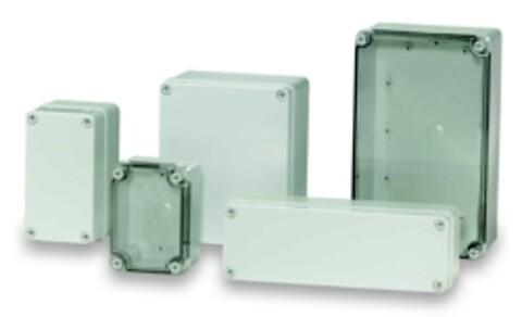 PICCOLO kasser fra Fibox - PICCOLO kasser fra Fibox