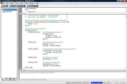 Maskin software kontakt INNOSOFT