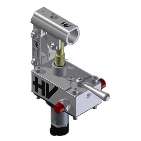 Rustri handpump dubbelverkande - 25 cc - Rustfri håndpumpe