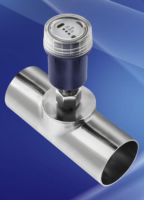 Kalorimetrisk strømningsgiver- JUMO Pinos L01  - Kalorimetrisk strømningsgiver, Kalorimetrisk strømningsgive