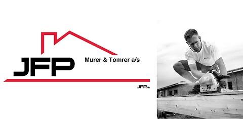 En virksomhed hvor kombinationen af egenproduktion og effektiv byggestyring forenes til perfektion. - JFP - Murer & Tømrer a/s