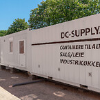 Leje af storkøkken - Storkøkken udlejning hos DC-Supply A/, Danish Container Supply