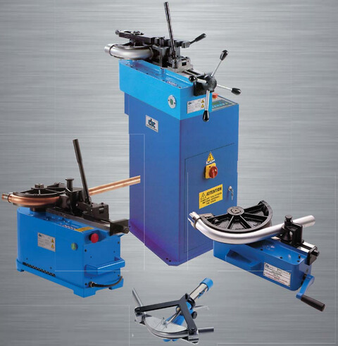 Rørbøyingmaskiner fra HR Maskin