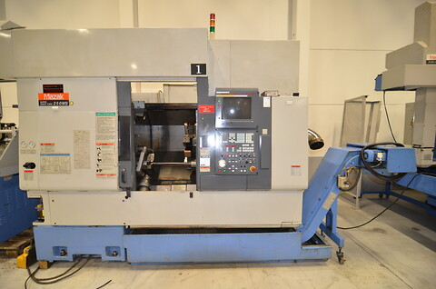 Mazak Super Quick Turn  250 MS 1999