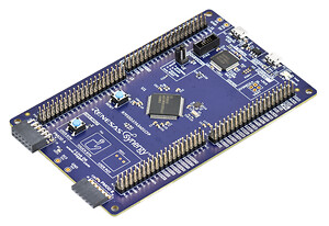 Renesas Synergy™ S5D3-mikrokontroller