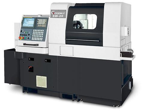 GOODWAY Machine Tool Co Ltd. SW-20