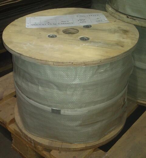 4 mm wire stål og rustfri + M12 øyemutter VZ