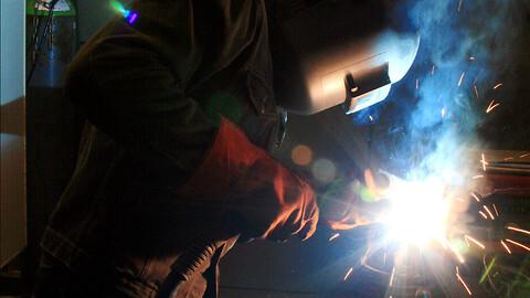 Brandforanstaltninger ved gnistproducerende værktøj