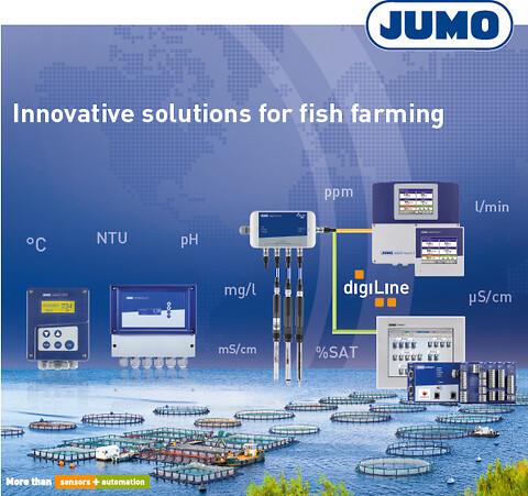 JUMO- en del av fiskodlingen