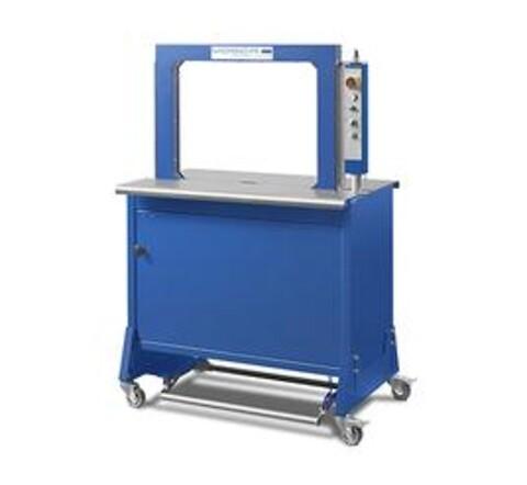 Mosca - Automatisk Omsnøringsmaskine, Omsnøring, Mosca, RO-M FUSION, Strapning, Emballeringsudstyr