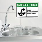 Avery Skapa enkelt skyltar med instruktioner och anvisningar