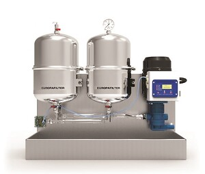Europafilter Oil Cleaning Systems fra Norsecraft tec AS