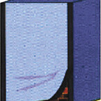 termohætte - tegning - frontåbning