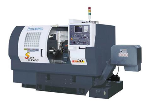 JOHNFORD CNC produktionsdrejebænke