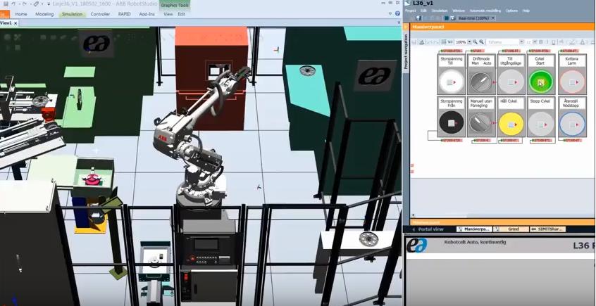 Elektroautomatik är med på digitaliseringen - Metal Supply SE
