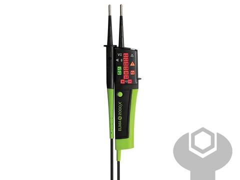 Spændingstester 2000X 2+4 mm spidser elma