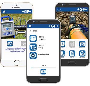 Svejseprotokol på mobilen med WeldinAir