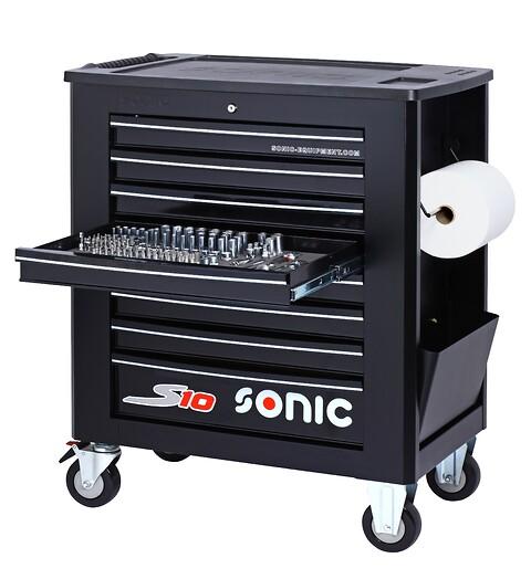 SONIC S10 med 391 stk. værktøj