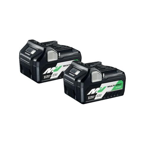 Batteripakke 36V MULTI VOLT 2 x BSL36A18