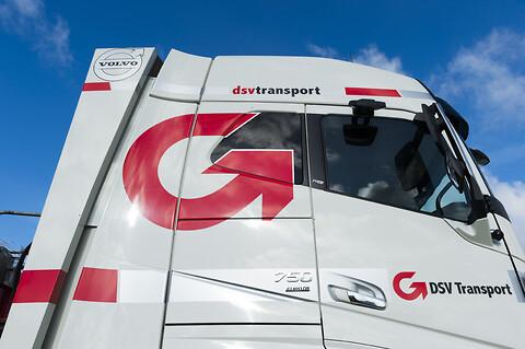 DSV Transport søger entreprenørbiler til ordrer på Sjælland