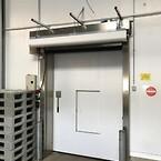 TORMAX monterer lufttæpper for kunde