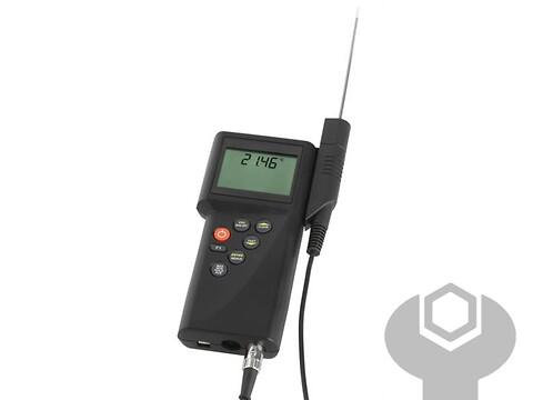 Præcisionstermometer +/- 0.03° P750 elma