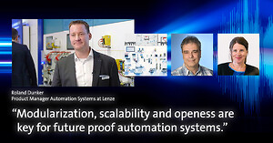 From Trend to Reality - Lenze webcasts