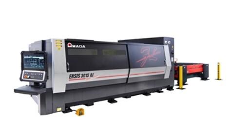 Amada ENSIS-AJ Fibre Laser - AMADA ENSIS