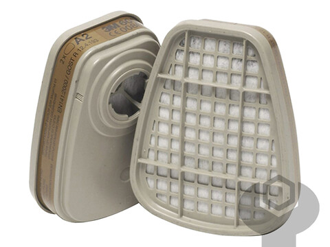Filter 6055 A2 - 2 STK/PS - 3M