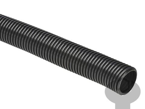 Støvsugerslange - antistatisk 50MM sort