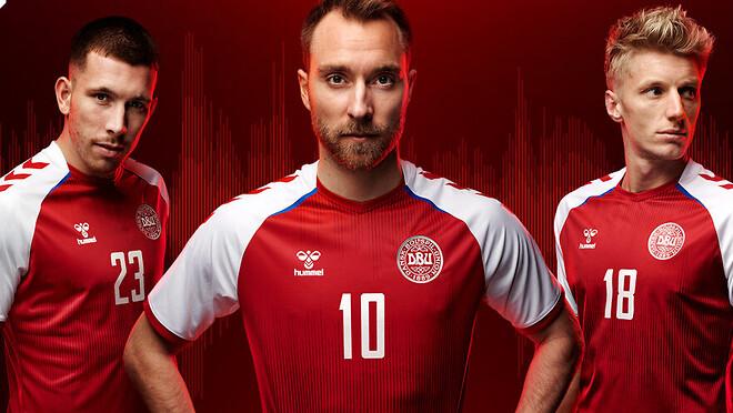 Technoflex og landsholdet Danmark 2021
