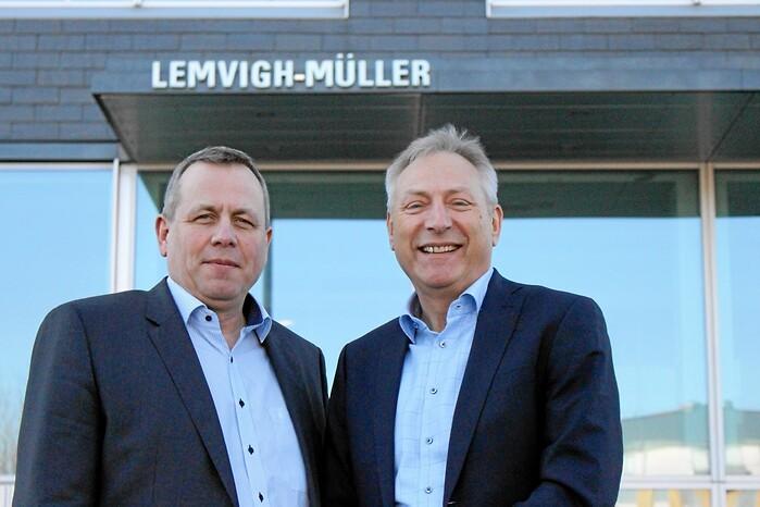Festo og Lemvigh-Müller indgår samarbejde - Jern & Maskinindustrien