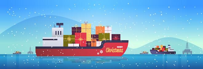 Glædelig jul fra alle os på Seacat Schmeding