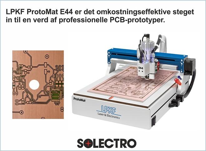 Design og fremstil dine egne printkort