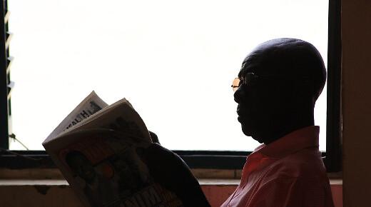 fdee670aada9 Donerer briller til Ghana - RetailNews