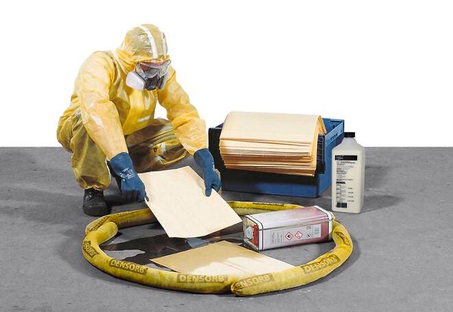 DENSORB Special absorbenter til kemikalier