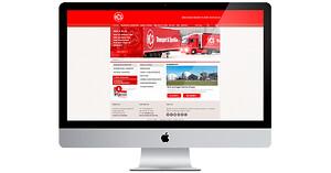 Nyt website til HCS - professionelle løsninger indenfor transport, miljø & affald