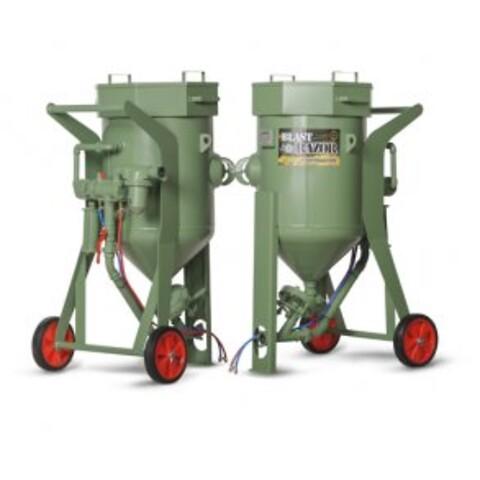Blæsebeholder, BlastRazor Z-100RC med fjernstyring